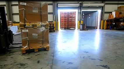 Retail Cargo Transloading Services