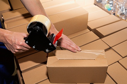 retail merchandise pick and pack