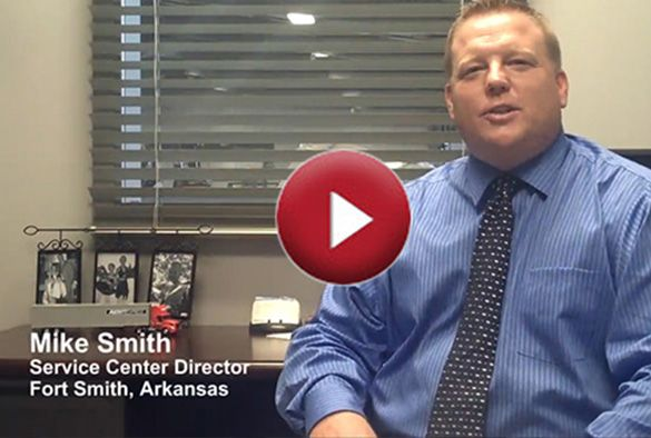 warehousing solutions video from fort smith arkansas averitt service center